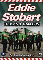 Eddie Stobart Season 1 Cover