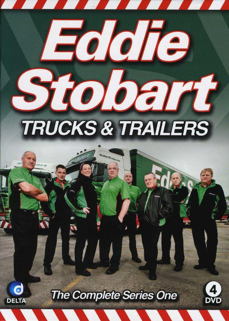 Eddie Stobart Season 1 Cover