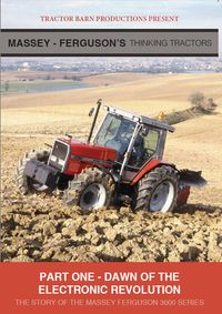 MASSEY FERGUSON'S THINKING TRACTORS 1 COVER FRONT