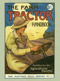 The Farm Tractor Handbook front cover