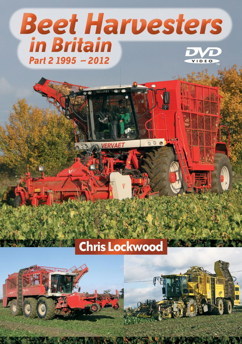 Beet Harvesters Part 2 cover