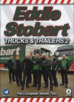 Eddie Stobart Season 2 Cover