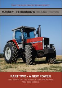 MASSEY FERGUSON'S THINKING TRACTORS 2 COVER FRONT