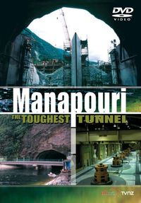 Manapouri front cover