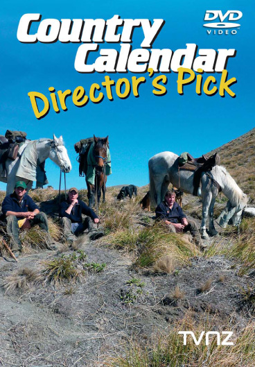 Director's Pick front cover
