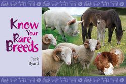 Know Your Rare Breeds front cover