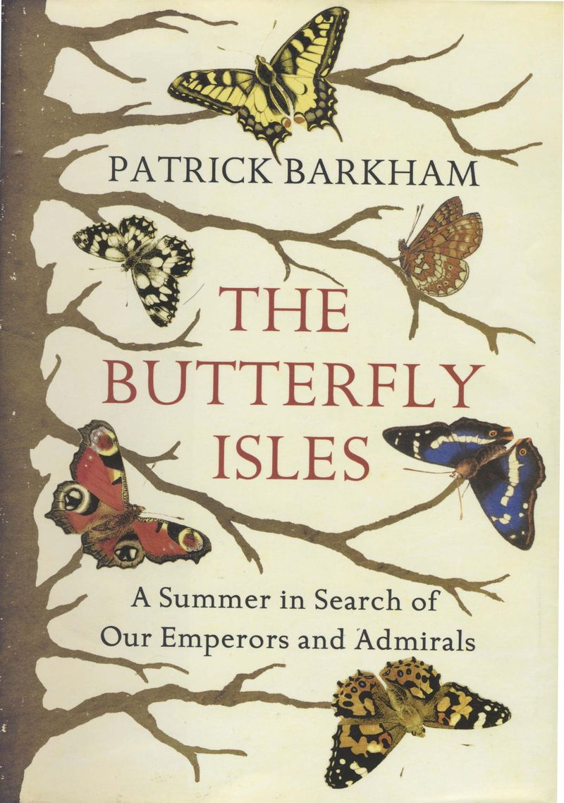 Butterfly Isles book cover