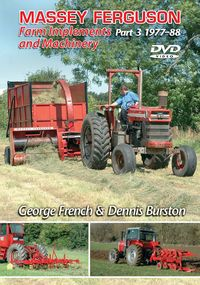 Massey Ferguson Farm Implements and Machinery front cover