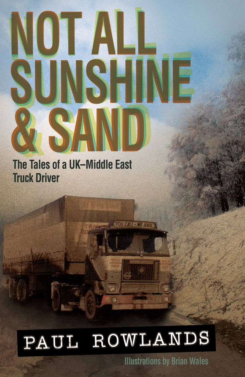 Not all Sunshine and sand_Front Cover_small file