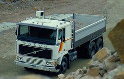 Volvo F12 F-cab