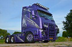 'Bruce Springsteen' Volvo FH16 700