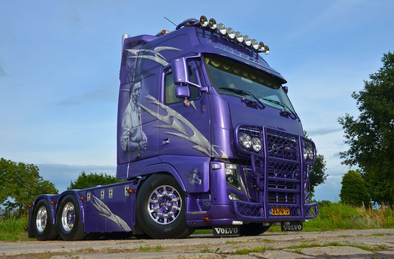 'Bruce Springsteen' Volvo FH16 700