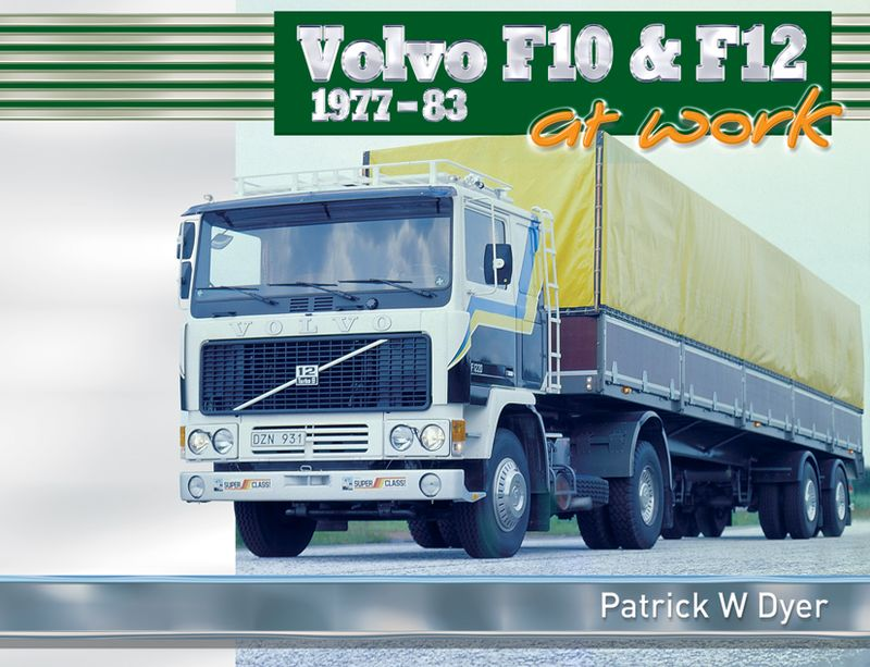 Volvo-F10-&-12 Front Cover