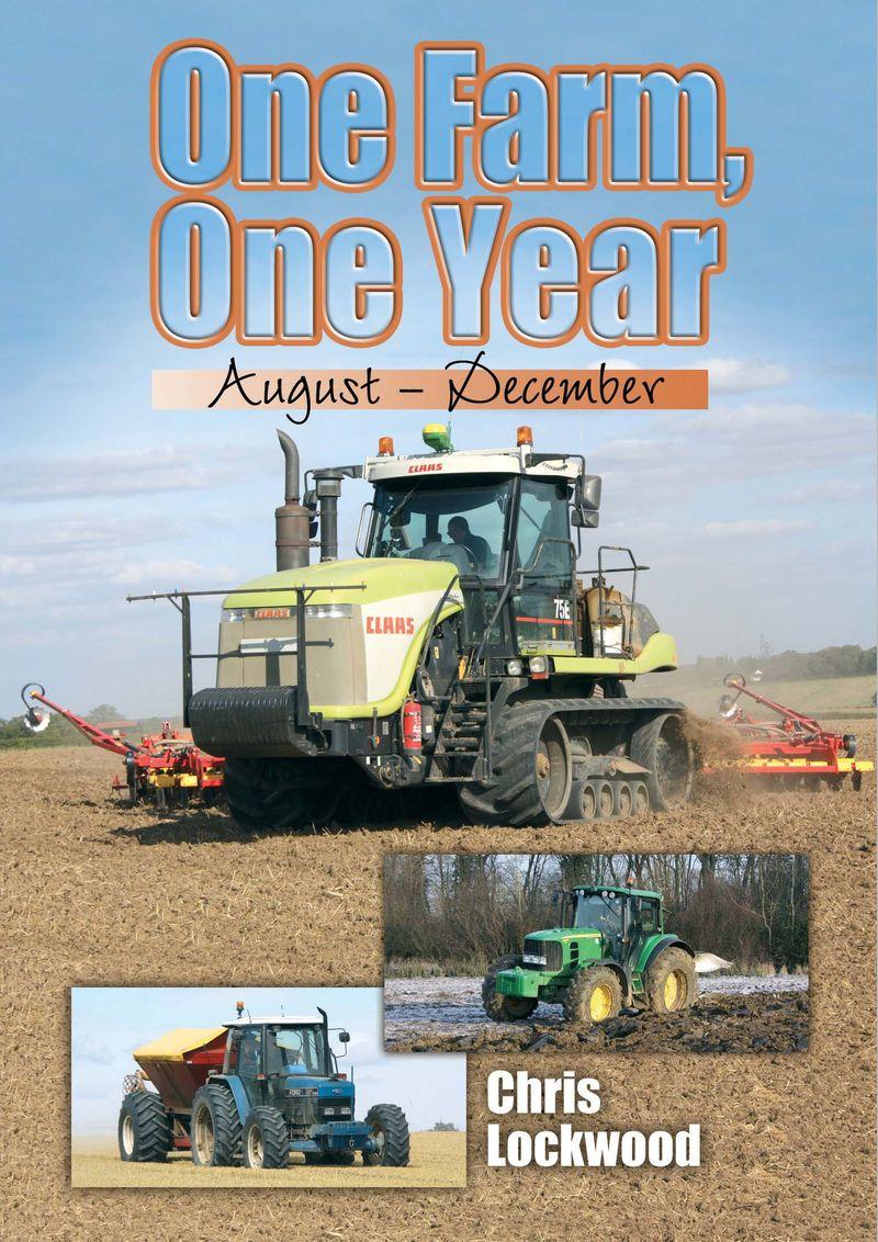Cover One Farm One Year Aug-Dec