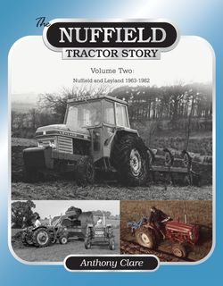 Nuffield Tractor Story 2_front cover