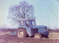 Leyland 344 under test