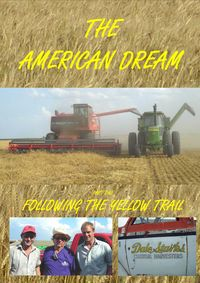 American dream front cover