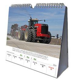 Produktfoto_Wochenkalender_Landmaschinen_2013_stehend