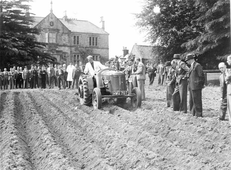 Cropmaster Diesel 1949
