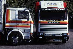 King 142M Intercooler