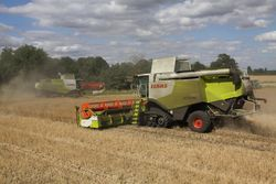 Claas Lexion 750 TT and 760 TT