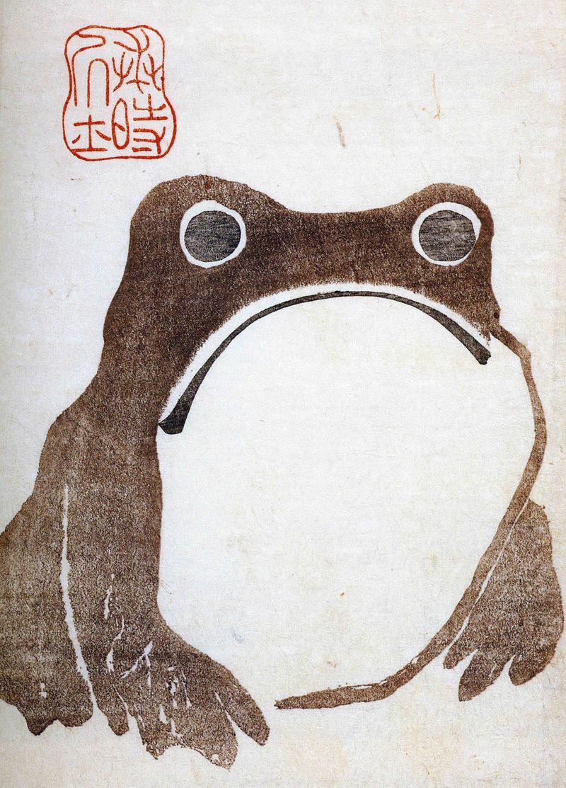Hoji Frog_extra lo res