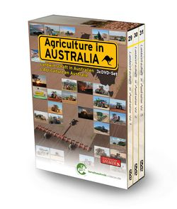 DVD Agriculture in Australia Box
