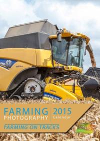Combine Harvester 2015 Calendars