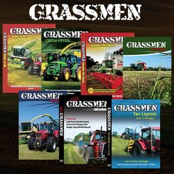 ccbcf3e20d2d The Grassmen Collection... Machinery Diversity! - Old Pond ...